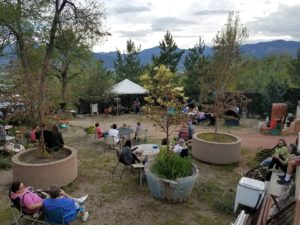Hillside Gardens and Event Center has multiple pavilions and stages for live music.
