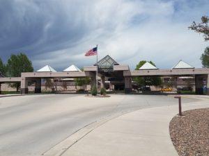 Colorado Springs Airport (COS)