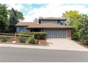 840 Red Mesa Drive Colorado Springs CO 80906 For Sale