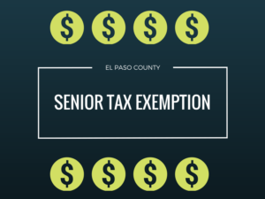 Senior Property Tax Exemption cuts taxes by 50% for those who qualify