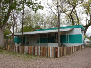 The Rosedale Vintage Mobile Home Park