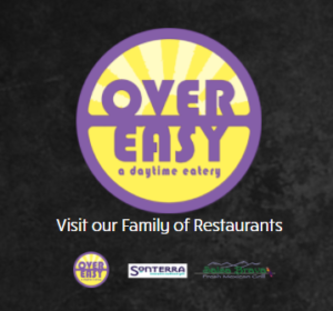Over Easy Daytime Eatery in Colorado Springs, CO