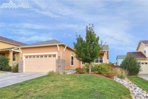 12254 Isle Royale Dr Peyton, CO 80831 under contract in 4 days!