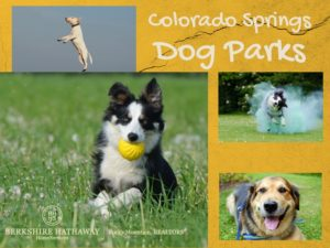 Colorado Springs Dog Parks