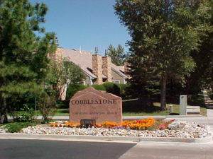 Cobblestone HOA: Cobblestone Townhomes in Colorado Springs