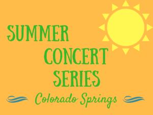 2018 Summer Concert Events