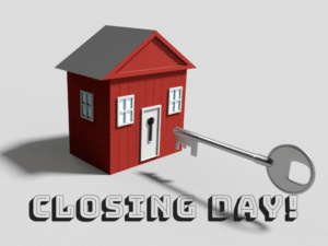 A few tips for closing on your new home