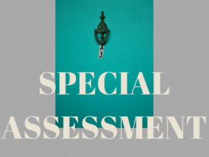 HOA Special Assessments