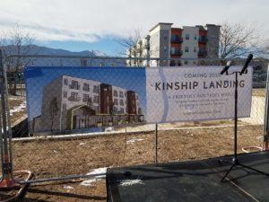 Kinship Landing Banner