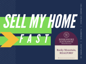 Sell My House Fast Colorado Springs