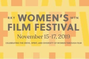 2019 Rocky Mountain Women's Film Festival
