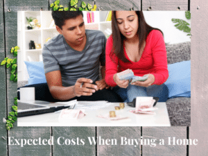 Homebuyers Expenses When Purchasing a Home