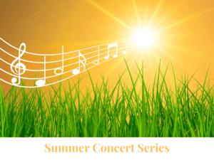 2021 Summer Concert Series